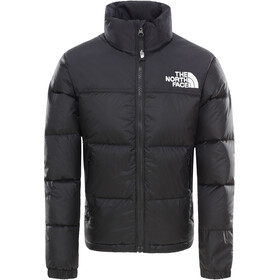 The North Face Retro Nuptse Untuvatakki Lapset, tnf black